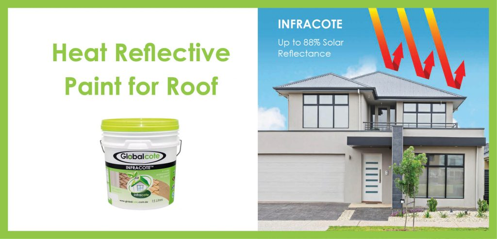 Heat Reflective Paint for Roof