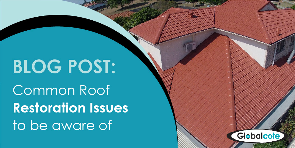 Common Roof Restoration Issues