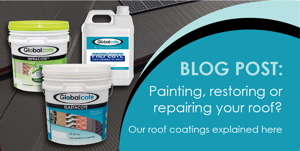 Roof Coating Products Explained